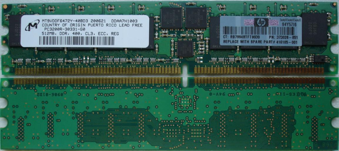 Можно ли вставить память DDR в слоты DDR2? [Архив] - Волгоградский